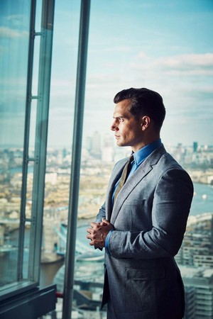 Henry Cavill - Square Mile Photoshoot - 2018