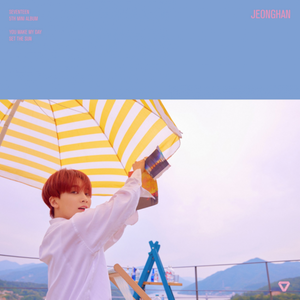 Jeonghan individual teaser image for 'You Make My Day'