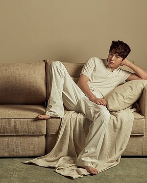 "KIM MYUNG SOO (""L"") FOR JULY 2018 SINGLES"