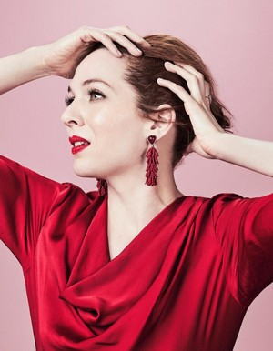 Katherine Parkinson for 你 Magazine