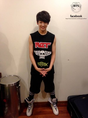 Little Jungkookie