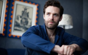 Luke Norris at The Telegraph UK Photoshoot