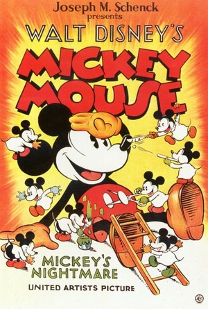 Mickey's Nightmare (1932)