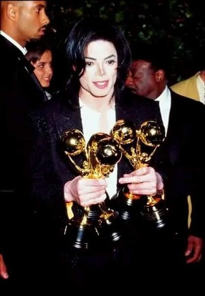 Most Awarded Person In The World, The Biggest Superstar Of The World