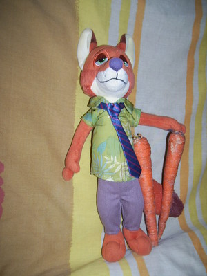 Nick and Carrots