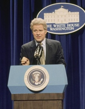 Phil as Bill Clinton (SNL)
