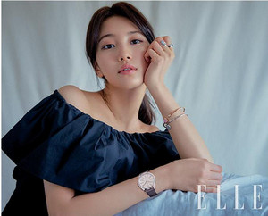 SUZY LOOKS AMAZING IN JUNE 2018 ELLE PICTORIAL