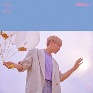 Seungkwan individual teaser image for 'You Make My Day'