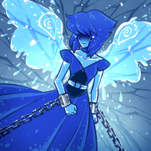 Trapped Lapis