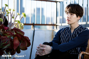 Yoongi for Dispatch