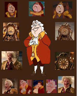 cogsworth wallpaper oleh jeffersonfan99 dc7bmpf