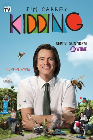 'Kidding' Promotional Poster