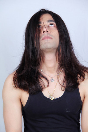 Raj with Long Hairstyle | Men With Long Hair