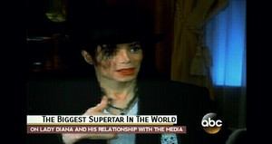 1997, World's Biggest Superstar Michael Jackson interviewed 由 Barbara Walters
