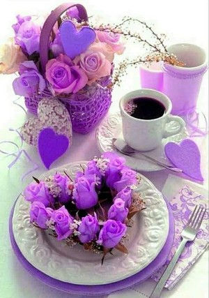 A so sweet good morning ma Dani~hun♥¸¸.•✬