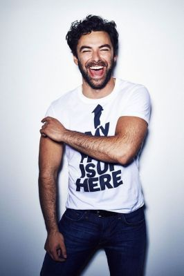 Aidan Turner Photoshoot