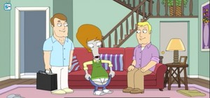 "American Dad ~ ""A Boy Named Michael"""