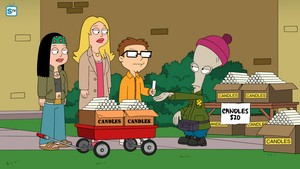 "American Dad ~ ""Honey, I'm Homeland"""