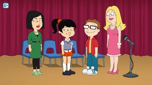 "American Dad ~ ""Spelling Bee My Baby"""
