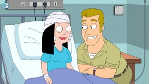 "American Dad ~ ""The Longest Distance Relationship"""