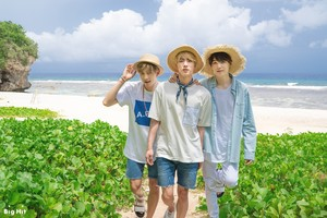 防弹少年团 summer trip to Saipan