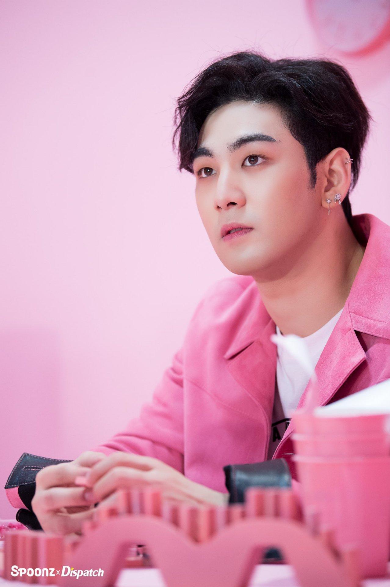 Baekho! - NUEST Photo (30503146) - Fanpop