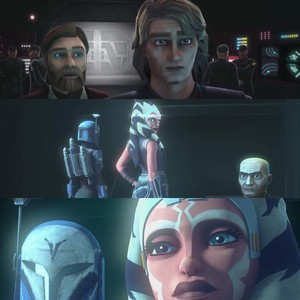 Clone wars season 7 trailer image