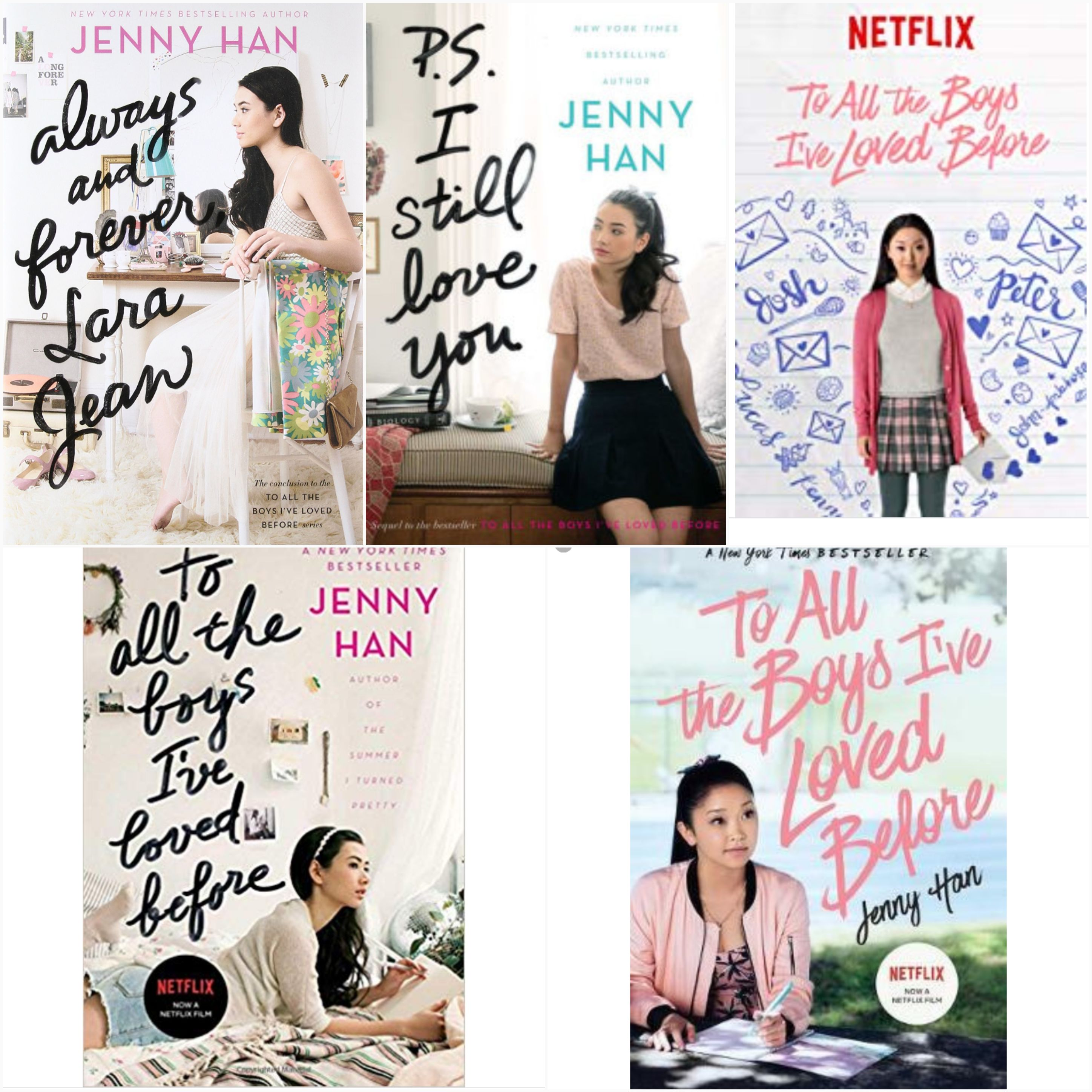 Collage To All The Boys I Ve Loved Before Book And Movie Photo 41553300 Fanpop Page 3