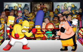 Family Guy Vs. The Simpsons