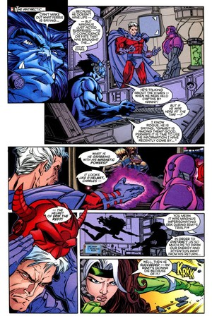 Gambit Annual #1 (1999) page 30