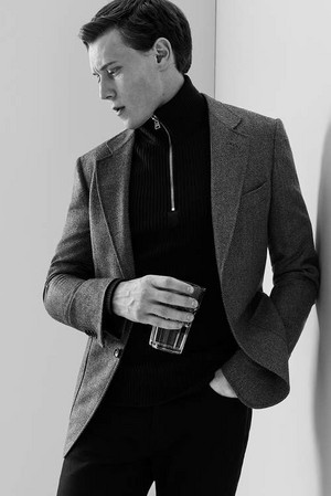 George MacKay - Mr. Porter Photoshoot - 2017
