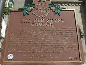 History Of The Old Stone Church