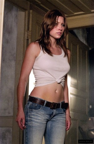 Jessica Biel in The Texas Chainsaw Massacre (2003)
