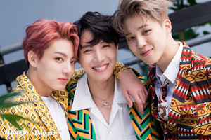 Jimin JK Jhope x Dispatch