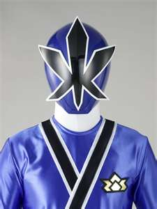 Kevin Morphed As The Blue Samauri Ranger