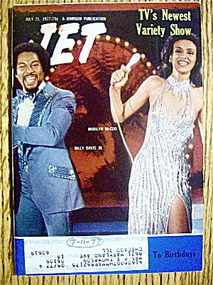 Marilyn McCoo And Billy Davis, Jr. Jet