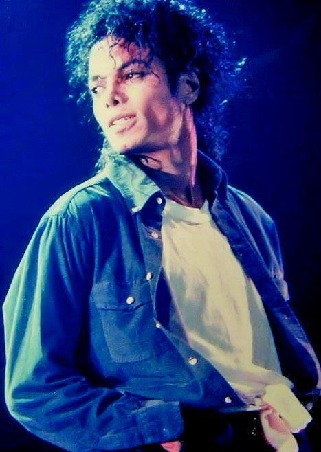Michael Jackson/Bad era🌹♥