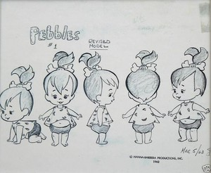Pebbles Model Sheet
