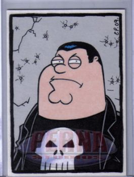 Peter Griffin the Punisher
