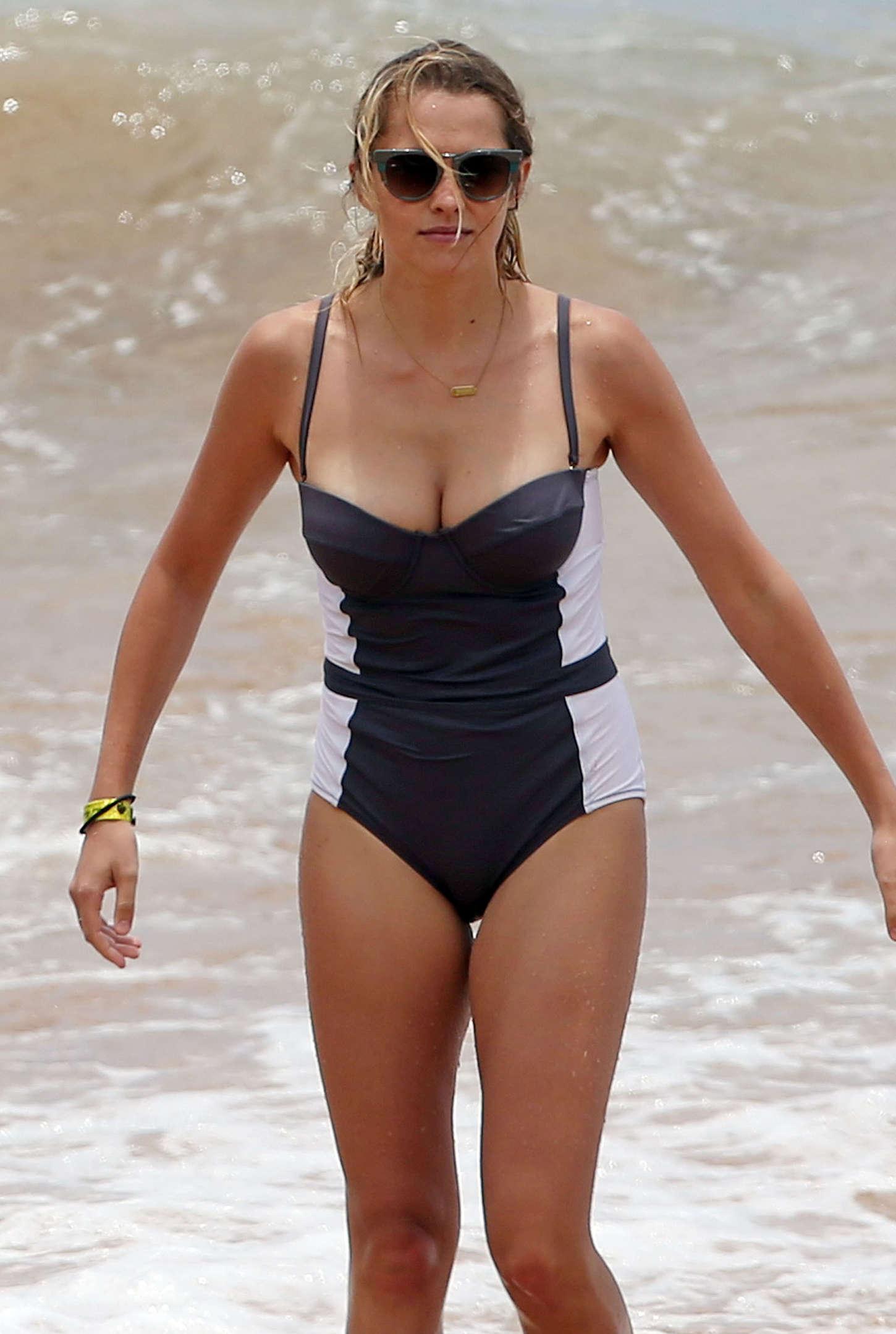 Teresa Palmer Swimsuit