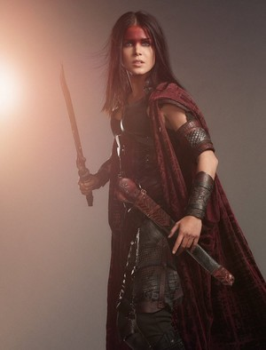 The 100 Season 5 - Octavia Blake Official Picture