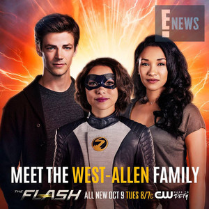 The Flash - Season 5 - New Promo Poster