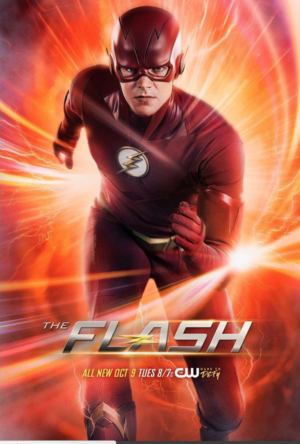 The Flash - Season 5 - Official Poster