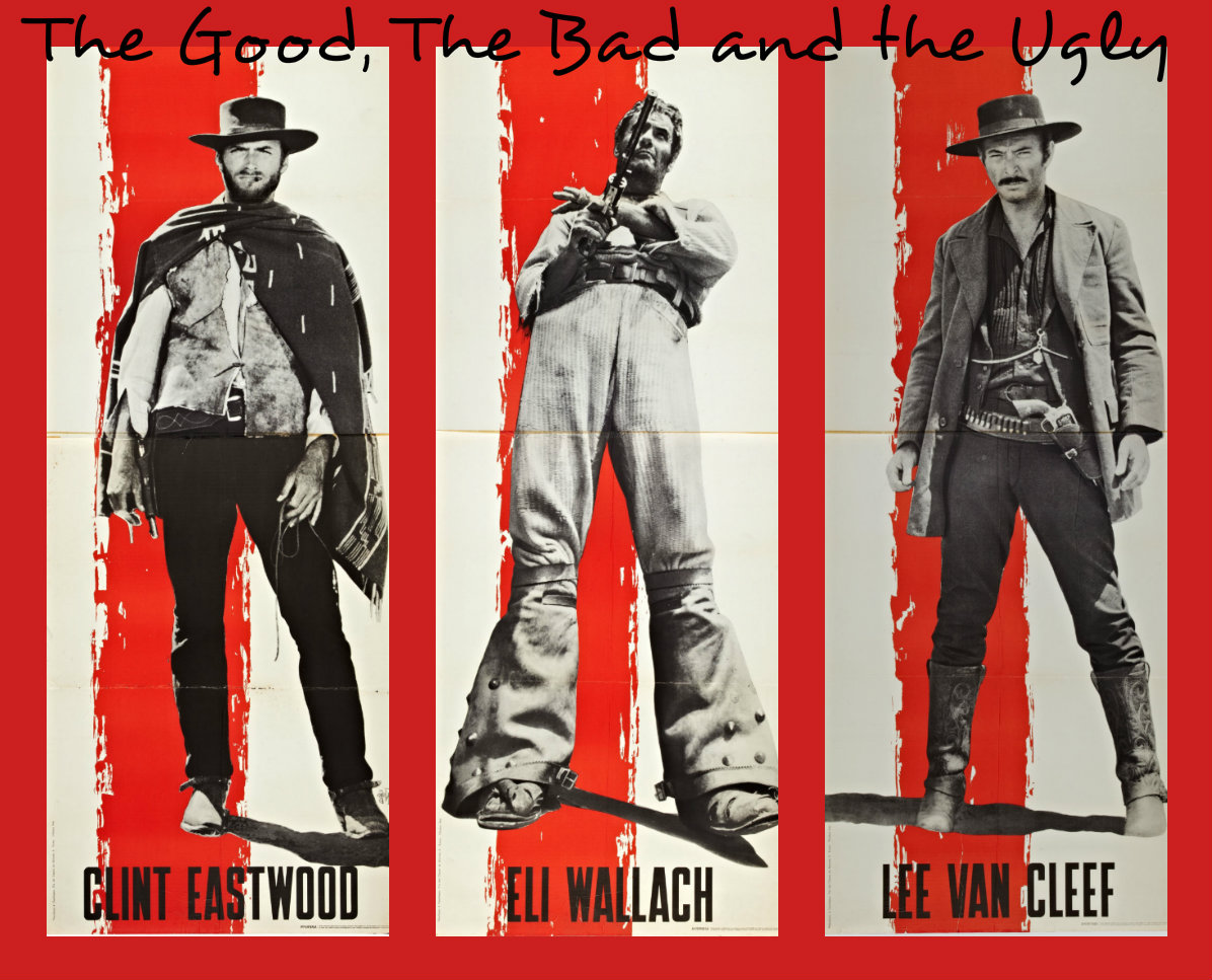 The Good The Bad And The Ugly Clint Eastwood Photo 41574135