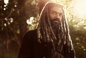 The Walking Dead - Season 9 Portrait - Ezekiel