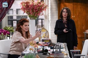 Will and Grace - Episode 10.02 - Where In The World Is Karen Walker - Promotional photos