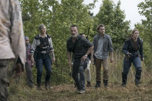 9x02 ~ The Bridge ~ Carol, Rick, Alden and Dianne