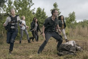 9x02 ~ The Bridge ~ Carol and Rick