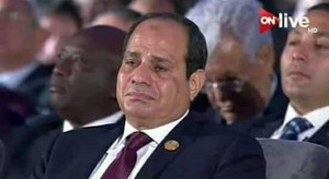 ALSISI SAD ELSISI CRY