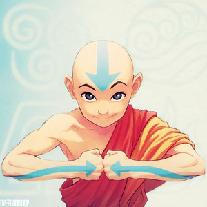 Icon #6 - Aang